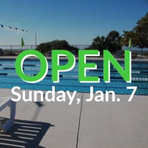 Lido Pool Reopens