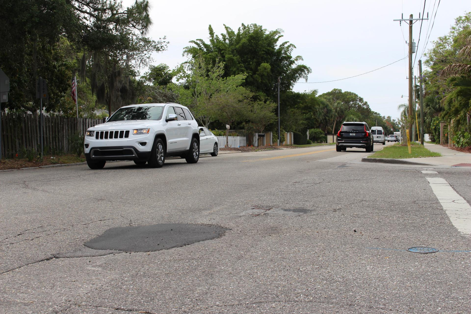 Osprey Avenue resurfacing project to begin May 29