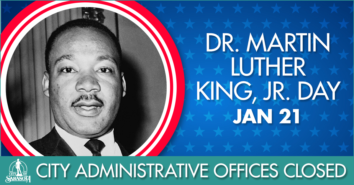 City Hall To Observe Martin Luther King Jr Day Holiday News List