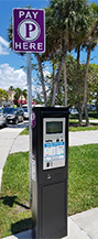 Photo of Metered Parking Machine