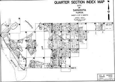 INDEX-South Zoning Maps